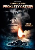 Shutter Island - Czech DVD movie cover (xs thumbnail)