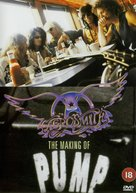 Aerosmith: The Making of Pump - British DVD cover (xs thumbnail)
