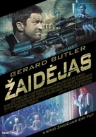 Gamer - Lithuanian Movie Poster (xs thumbnail)