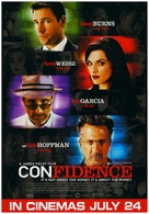 Confidence - Australian Movie Poster (xs thumbnail)