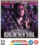King of New York - British Blu-Ray movie cover (xs thumbnail)