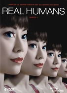 """Äkta människor"" - French DVD movie cover (xs thumbnail)"