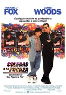 The Hard Way - Spanish Movie Poster (xs thumbnail)