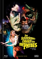 The Abominable Dr. Phibes - German Movie Cover (xs thumbnail)