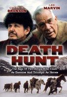 Death Hunt - DVD cover (xs thumbnail)