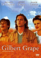 What's Eating Gilbert Grape - Hungarian Movie Cover (xs thumbnail)