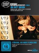 Dans ma peau - German DVD cover (xs thumbnail)