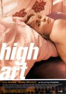 High Art - Spanish Movie Poster (xs thumbnail)
