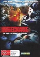 Wreckage - Australian DVD cover (xs thumbnail)