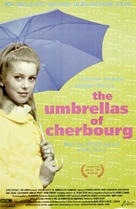 Les parapluies de Cherbourg - Movie Poster (xs thumbnail)