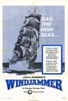 Windjammer: The Voyage of the Christian Radich - Movie Poster (xs thumbnail)
