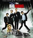 """""""The Big Bang Theory"""" - Blu-Ray movie cover (xs thumbnail)"""