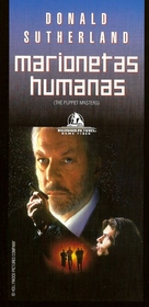 The Puppet Masters - Argentinian Movie Poster (xs thumbnail)