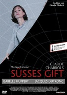 Merci pour le chocolat - German Movie Cover (xs thumbnail)