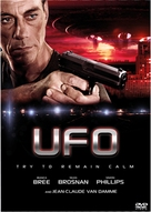 U.F.O. - Thai DVD movie cover (xs thumbnail)