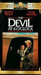 The Devil at 4 O'Clock - VHS movie cover (xs thumbnail)