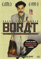 Borat: Cultural Learnings of America for Make Benefit Glorious Nation of Kazakhstan - Czech DVD cover (xs thumbnail)
