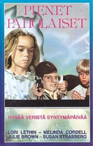 Bloody Birthday - Finnish VHS cover (xs thumbnail)