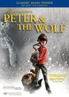 Peter & the Wolf - DVD cover (xs thumbnail)