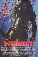 Predator 2 - Brazilian Movie Poster (xs thumbnail)