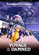 Voyage of the Damned - Danish DVD cover (xs thumbnail)