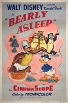 Bearly Asleep - Movie Poster (xs thumbnail)