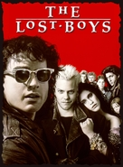 The Lost Boys - DVD cover (xs thumbnail)