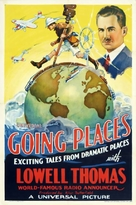 Going Places with Lowell Thomas, #1 - Movie Poster (xs thumbnail)