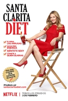 """Santa Clarita Diet"" - Argentinian Movie Poster (xs thumbnail)"