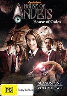 """House of Anubis"" - Australian DVD movie cover (xs thumbnail)"