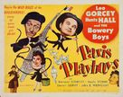 Paris Playboys - Movie Poster (xs thumbnail)