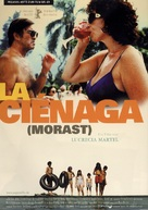 La ciénaga - German Movie Poster (xs thumbnail)