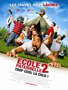 Daddy Day Camp - French Movie Poster (xs thumbnail)