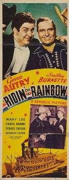 Ridin' on a Rainbow - Movie Poster (xs thumbnail)