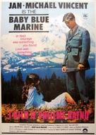 Baby Blue Marine - Yugoslav Movie Poster (xs thumbnail)