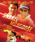 Snake and Mongoose - Blu-Ray cover (xs thumbnail)