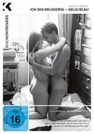 Jag är nyfiken - en film i blått - German DVD cover (xs thumbnail)