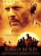 Tears Of The Sun - Danish Movie Poster (xs thumbnail)