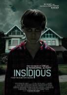Insidious - Swiss Movie Poster (xs thumbnail)