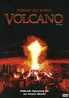 Volcano - German DVD movie cover (xs thumbnail)