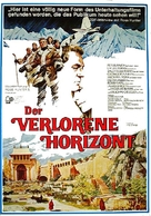 Lost Horizon - German Movie Poster (xs thumbnail)