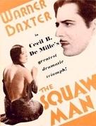 The Squaw Man - poster (xs thumbnail)