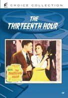 The Thirteenth Hour - DVD cover (xs thumbnail)