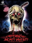 The Return of the Living Dead - Italian Movie Cover (xs thumbnail)