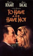 To Have and Have Not - Movie Cover (xs thumbnail)