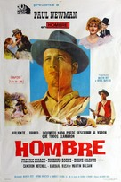 Hombre - Argentinian Movie Poster (xs thumbnail)