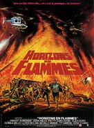 Fire! - French Movie Poster (xs thumbnail)