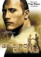 Gridiron Gang - DVD cover (xs thumbnail)