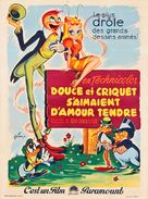 Mr. Bug Goes to Town - French Movie Poster (xs thumbnail)