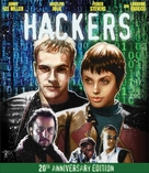 Hackers - Blu-Ray movie cover (xs thumbnail)